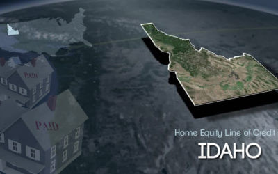 Home Equity Line of Credit in Idaho