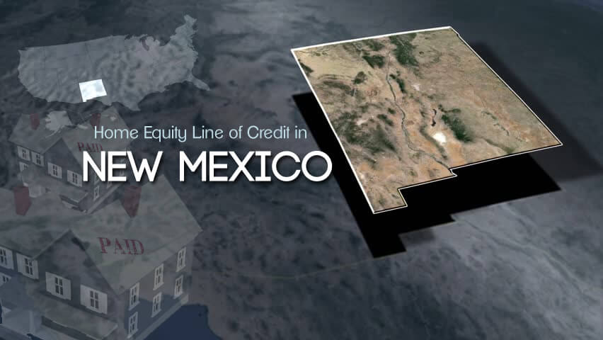 Home Equity Line of Credit in New Mexico