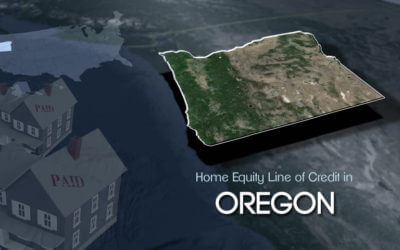 Home Equity Line of Credit in Oregon