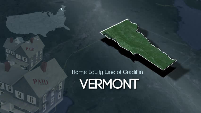 Home Equity Line of Credit in Vermont
