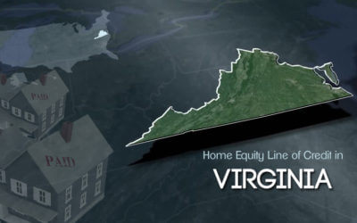Home Equity Line of Credit in Virginia