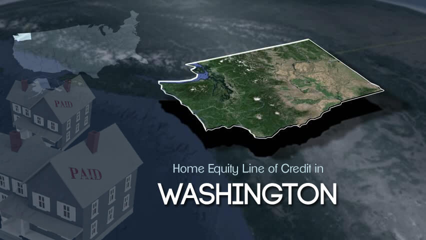 Home Equity Line of Credit in Washington