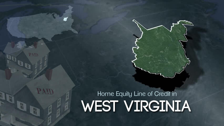 Home Equity Line of Credit in West Virginia