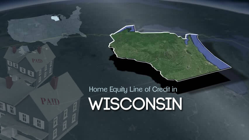 Home Equity Line of Credit in Wisconsin