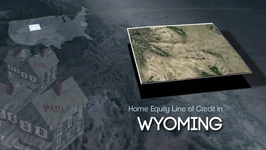 Home Equity Line of Credit in Wyoming