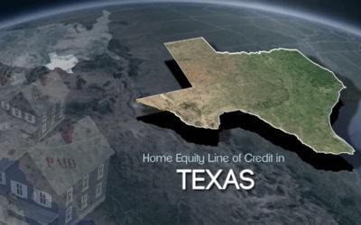 Home Equity Line of Credit in Texas